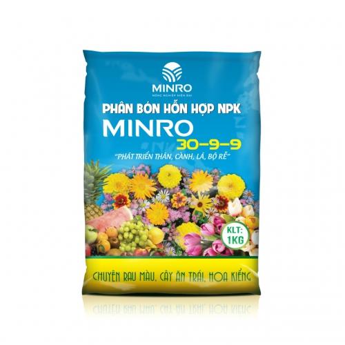 NPK Minro 30-9-9 (1kg)