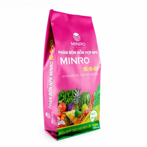 NPK Minro 15-5-20 (10 kg)