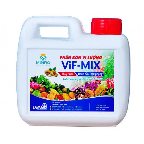 Bánh dầu Minro (Vif-Mix) 1 lít