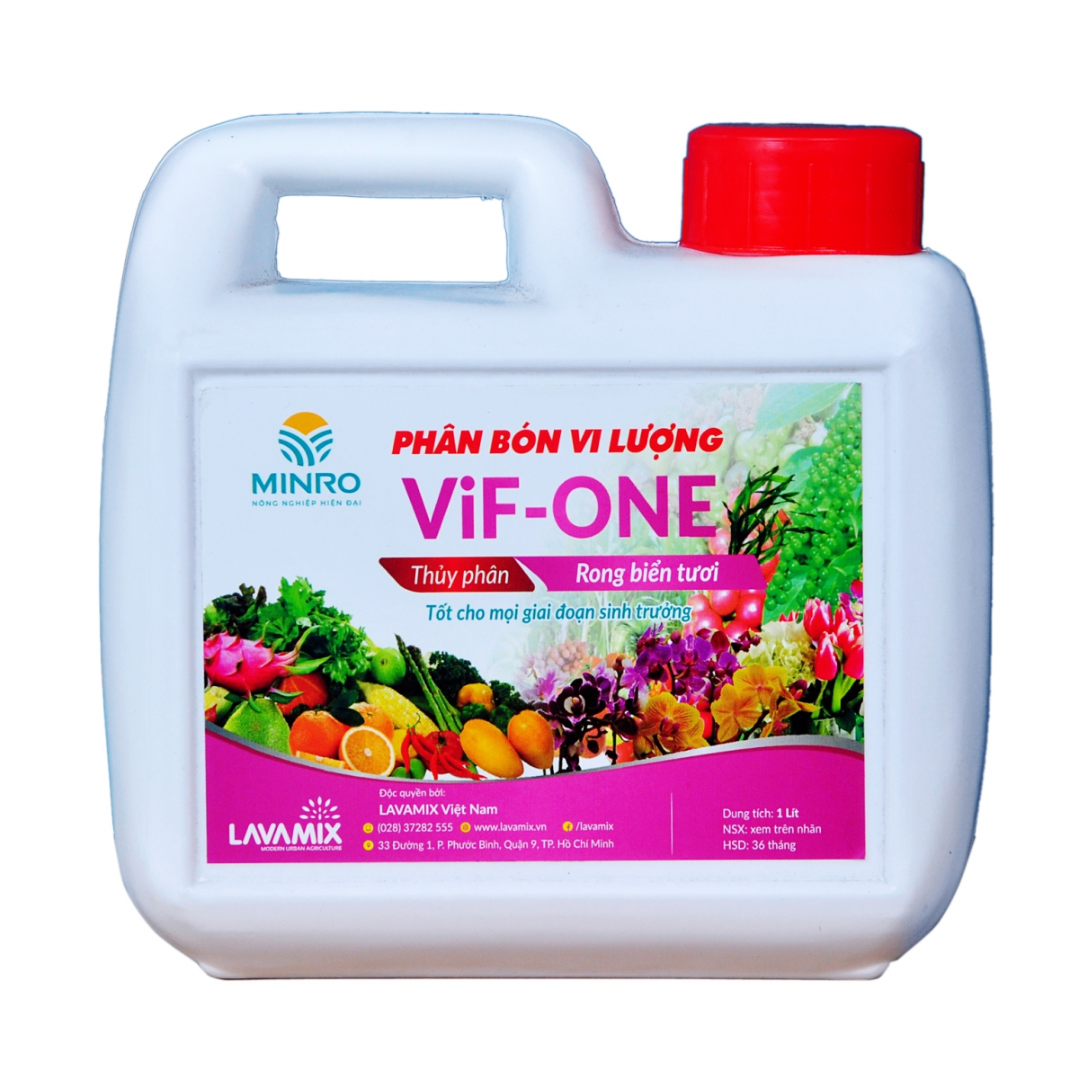 Rong biển Minro (Vif-One) - 1 lít